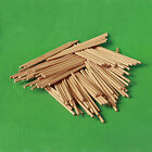 Lollipop Sticks, Cake Pop Sticks,Waffelstiele aus Buche,15 cm x 0,4 cm o. 0,5 cm