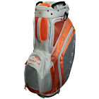 COBRA GOLF DAMEN WOMEN'S FLY-Z CART BAG NECTARINE-GRAY E-TROLLEY KOMPATIBEL