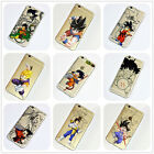 DragonBall Z Japanese Anime Manga iPhone 4s 5s 5c SE 6s 7 Plus Case Silicone TPU
