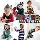 "Wholesale Vaenait baby Lots 5set Toddler Thick Pajama Set  ""Stripe set"" 12M-7T"