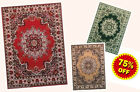5x7 Area Rug Traditional Oriental Persian Medallion Design NEW