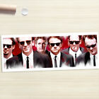 RESERVOIR DOGS dvd poster painting CANVAS ART PRINT (Rolled)