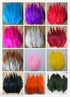 Natural Rooster feathers 4-7 inches / 10-17 cm in variety of color free shipping