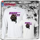 Used, new DURAN DURAN Classic Pop 80s Fab.Five rare Mens white t-shirt size S to 4XLT for sale  USA