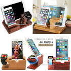 Charging Dock Station Holder Stand For Apple Watch iWatch iPhone 7 Plus 6s i Pad