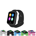 D3 Bluetooth Smart Watch Phone Mate SIM TF Heart Rate For Android IOS iPhone New