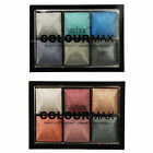 Technic Colour Max Chunky Baked Eyeshadow Eye Shadow Palette
