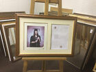 42mm Walnut Graduation Photo and Certificate Frames with Single or Double Mount
