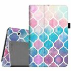Folio Case Stand Cover for RCA 7 Voyager & RCA Voyager II III Pro 7 inch Tablet