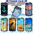 Tough Waterproof CASE Phone iPhone COVER Beach Collection 23 Shock Proof