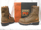 "Timberland PRO Rip Saw 9"" Waterproof Composite Safety Toe Logger Boot"