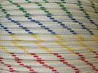Braid On Braid 12mm Polyester 32 Plait Cover (Halyard Rope) Only £1.40 Per Metre