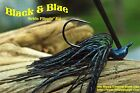 Old Hippy Custom Arkie Flipping Jig - Black & Blue