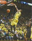 JOSEPH YOUNG Oregon Ducks Basketball Signed 8X10 Photo PACERS