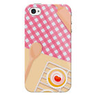 Baking Protective Snap on iPhone 4 Case / Cover
