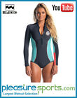 Rip Curl G Bomb Springsuit Wetsuit 1mm Long Sleeve Booty Cut Gbomb Shorty