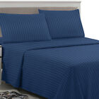 Egyptian Comfort 1800 Thread Count Bed Sheet Set - 4 Piece Deep Pocket 11 Colors image
