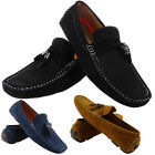 MENS SLIP ON CASUAL BOAT DECK TASSLE MOCASSIN DESIGNER LOAFERS DRIVING SHOES SIZ