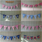 Personalised Childrens Wooden Bunting with Paintng FREE /Letters Sign #26
