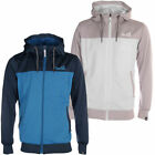 Gio Goi Trader Mens Hooded Fashion Track Top Jacket
