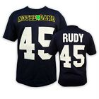 Notre Dame Daniel 'Rudy' Rad #45 College Football T-Shirt Navy