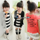 2017 Spring Girl Child Kids Baby Back Letter Love Anti-UV Cardigans Coat 2-7Y