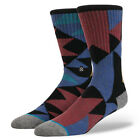 STANCE NEW Mens Blue Mondo Socks BNWT Size 7-11