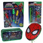 Marvel Ultimate Spiderman vs Sinister 6 - Stationery or Pencil Cases - 4 Designs
