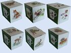 Wildlife China Mug Macneil Animal Fox Rabbit Mouse Deer Squirrel Hedgehog