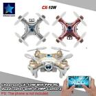 Original Cheerson CX-10W 4CH 6-Axis Wifi FPV RTF RC Quadcopter 0.3MP Camera K9G6