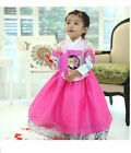 Baby Hanbok girl dress first birthday Korea traditional clothing 1-14 AGES dohl