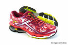 Mizuno women Wave Creation 15 running shoes - Cerise / Lime Punch / Coral