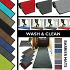 Heavy Duty Barrier Door Mat Rug Non Slip Washable Large Small Hard Wearing Uk