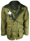 Mens Éirinn Country Wear Teflon Derby Tweed Hunting Shooting Jacket Coat