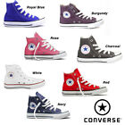 GIRLS BOYS KIDS CONVERSE ALL STAR HI TOP CANVAS TRAINERS LO CHILDREN SHOES