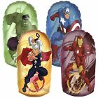 Marvel Avengers Inflatable 33cm Bop Bag - Iron Man Hulk Captain America OR Thor