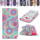For Samsung Galaxy J5 Phone Flip Card Holder Stand PU Wallet Leather Case Cover