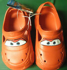 NEW toddler Cars McQueen Red Clog  NWOT Size 5/6