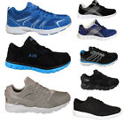 Mens Lace Up Sports Air Tech Running Gym Jogging Fitness Trainers Shoes Sizes