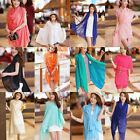 Women Top Swimwear Chiffon Shawl Summer Beach Wear Cover Up Sun Dress