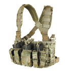 Condor MCR5-008 Multicam Tactical Recon Chest Rig With MOLLE Pouches
