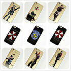 Resident Evil Biohazard iPhone 4s 5 SE 6s 7 Plus Case Silicone TPU Free Shipping