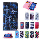 Stand Flip Cards PU Wallet Leather Case Cover For Sony Xperia Z3/T3 M50W Phone