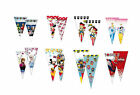 Kids Birthday Party Cone Cello Loot Bags - Avengers, Frozen, Paw Patrol, Disney