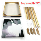 1pc*Canvas Wood Bar Frame Stretcher Strips for Gallery Wrapped Canvas Painting