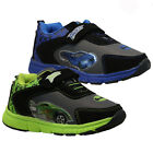 BOYS RUNNING TRAINERS INFANTS NEW KIDS SHOCK ABSORBING SCHOOL SPORTS SHOES SIZE