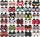 MINIFEET SOFT LEATHER BABY SHOES / PRAM SHOES 0-6,6-12,12-18,18-24 MTH & 2-3 YRS