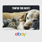 Gift Cards Best Deals - eBay Digital Gift Card - Thank You Designs - Email Delivery