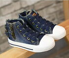 NEWFashion Baby Toddler'sBOYS GIRLS Dark blue Sports Casual Boots Shoes