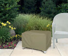 Waterproof Outdoor Patio Furniture Ottoman Large Cover Protection